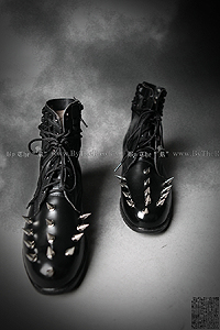 ByTheR custom combat boots