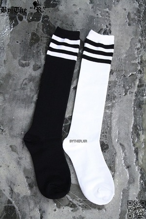 Noble knee socks-z