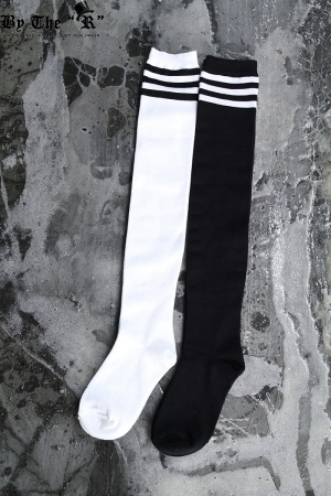 Noble over knee socks-z