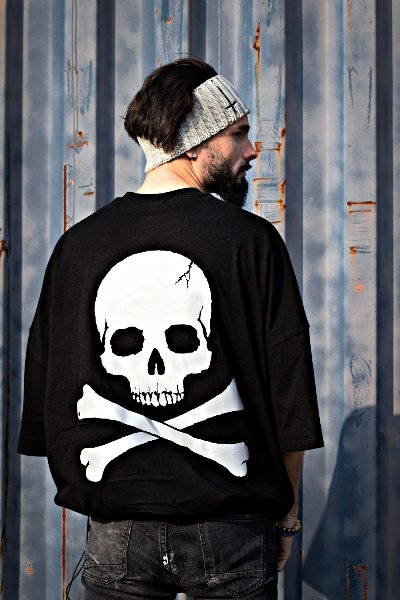 VIDEO (S/S Europe Reflective Skull)