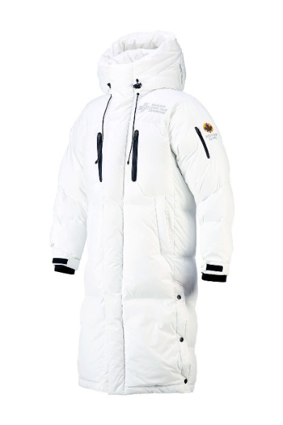Mountain Guard Himalaya Heavy Long Duck Down White