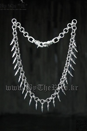 ByTheR Metal Dragon claw chain